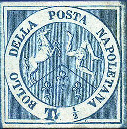 francobolli italiani rari Governo Garibaldino