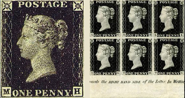 francobolli rari filatelia penny black